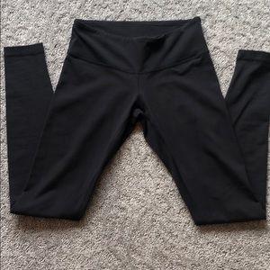 Lululemon full length tights.
